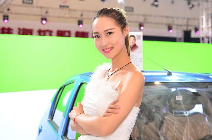 南京展靓丽车模