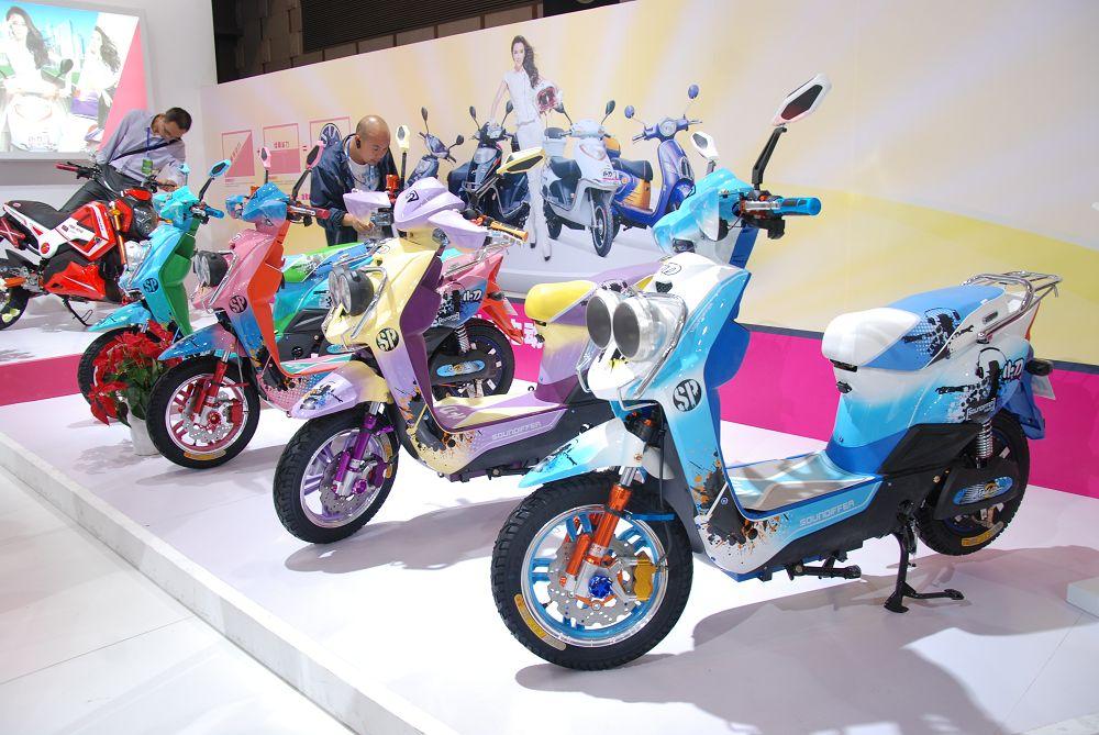 南京展炫酷車型