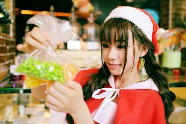 圣诞节的小红帽