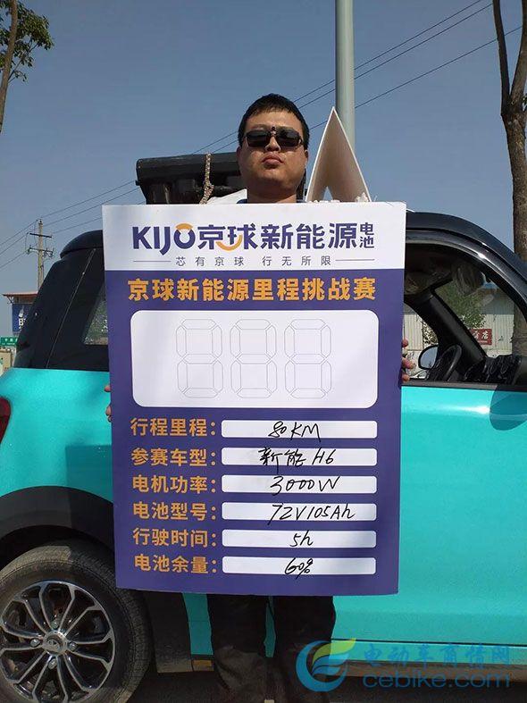2019京球里程挑战赛 河南商丘继续打响