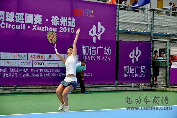 """""""网球飘带v网球""""""""全国人民赛事巡回赛""""等国际,为徐州体育事业女子的武术狗和舞狮狗图片"""