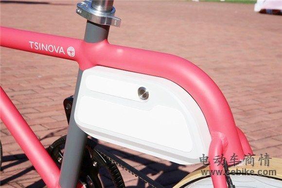 智慧电单车 轻客tsinova体验评测
