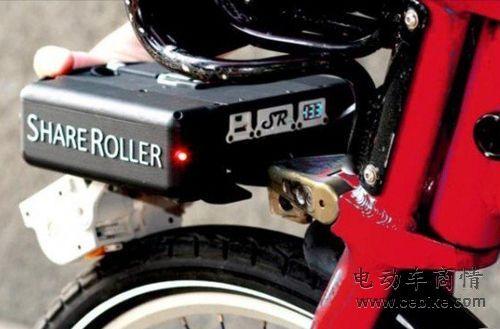 自行车秒变电动车的神秘马达惊艳亮相