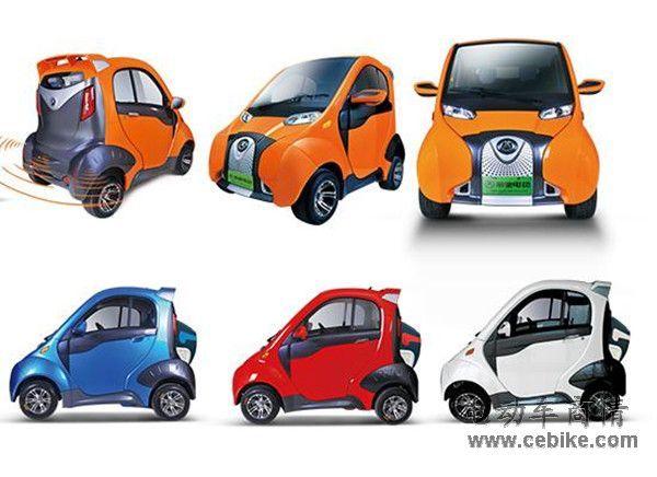 丽驰V5舒适版-丽驰4款车型将出战全国小型电动车测试大赛高清图片