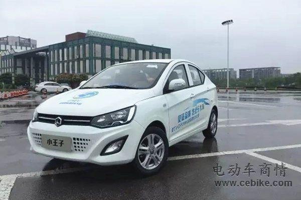 雷丁小王子电动汽车-雷丁舒欣 小型电动车市场的整体增速约为40高清图片