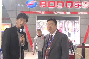 南京展宝岛电动车采访纪实