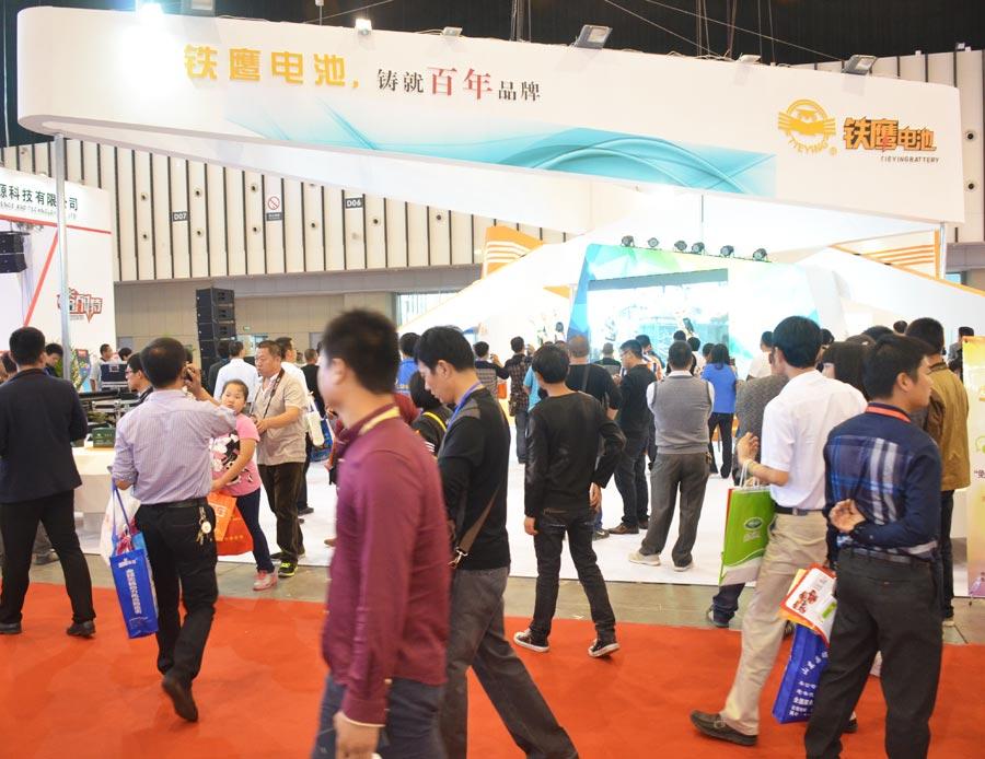 突出重围  谋取更远未来 铁鹰电池销售总经理杨金强专访