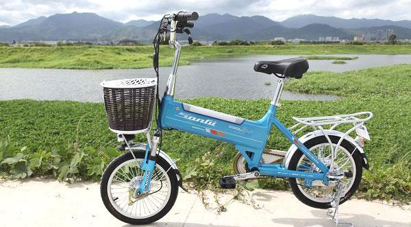 松吉第3代锂电自行车酷吉3代特价上市