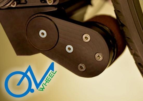 ONWheel可将普通自行车瞬间变成电动自行车