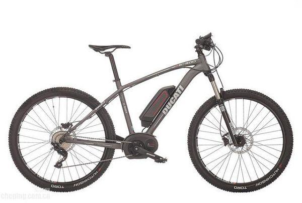 杜卡迪也有自行车?还是电动的?