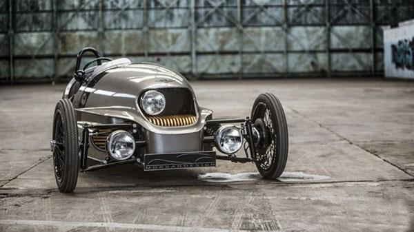 摩根电动三轮车EV3震撼发布!