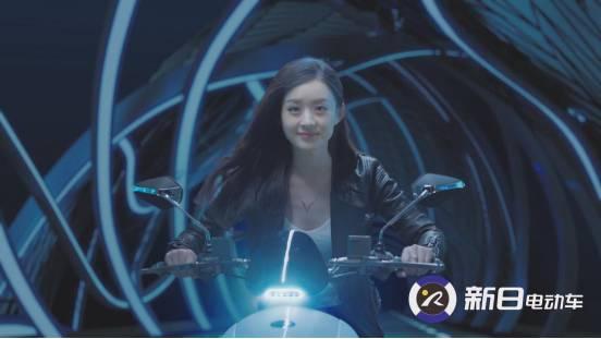 新日晶致电动车广告片
