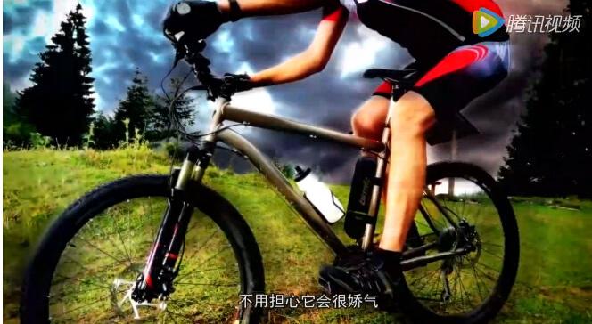 逆天科技,自行车秒变电动,变态续航何止是心动