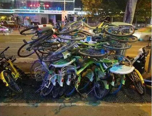共享单车第二梯队迈入死亡期,半年时间已有5家共享单车退出市场!