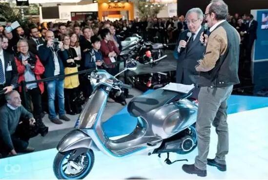 全球发售!这款被国内厂家各种模仿的经典摩托车型要出电动版了!
