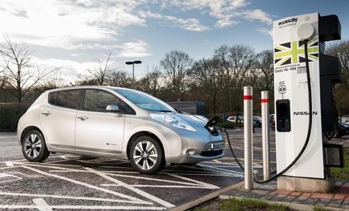 欧洲电动车充电站普查 荷兰第一 德国第二