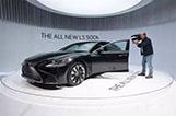日内瓦国际车展上的新能源汽车