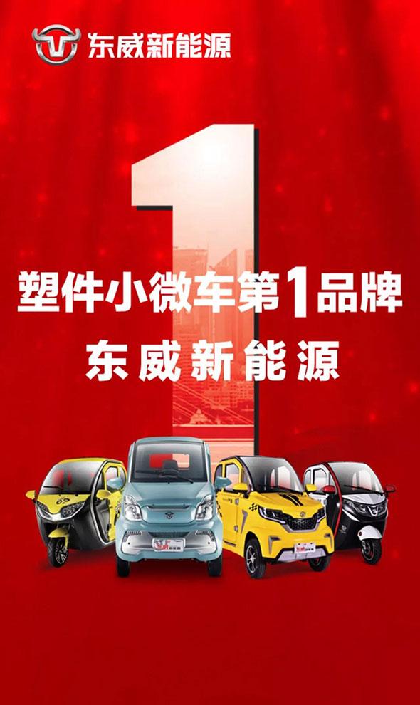 塑件微车第一品牌,东威新能源