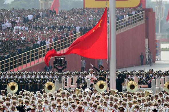 硬核献礼,小刀用自己的方式向祖国70周年华诞致敬!