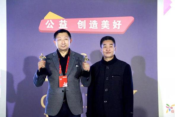 """中国公益节台铃又获殊荣!""""梦想小伙伴""""公益计划正式启动!"""