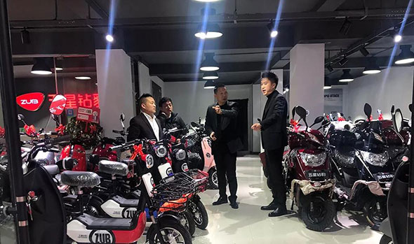 贯彻落实2019百万目标,董事长王陆华开年即走访市场!