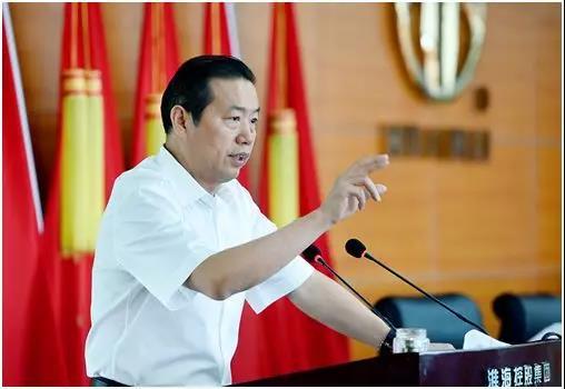 淮海集团董事长安继文为淮海赋能 打造世界级的第一微车企业!
