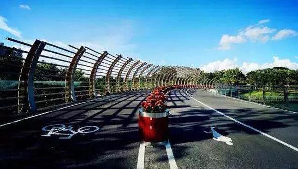 深圳特区再开先河,拟建设高速自行车专用道