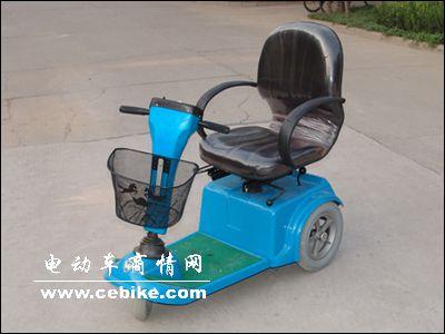轮椅电动手柄控制电路图