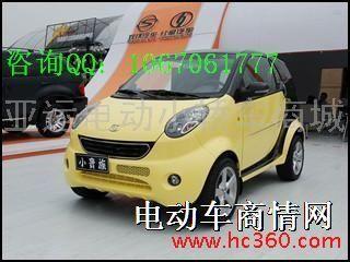 电动小轿车小贵族款电动汽车高清图片
