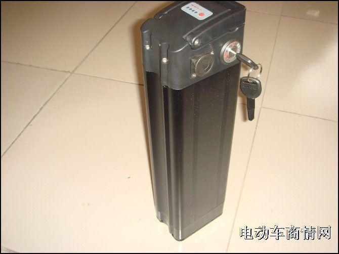 电动车锂电池(黑色银鱼款)
