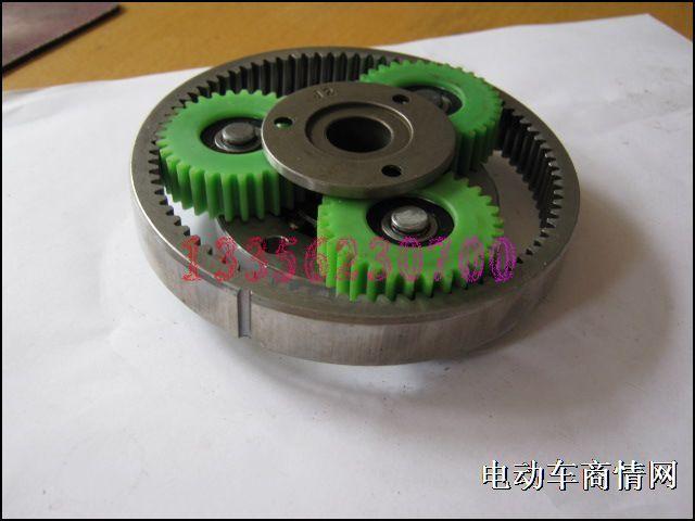 行星减速齿轮--山东电动车电机尼龙齿轮厂