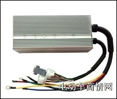 电动车大功率正弦波控制器