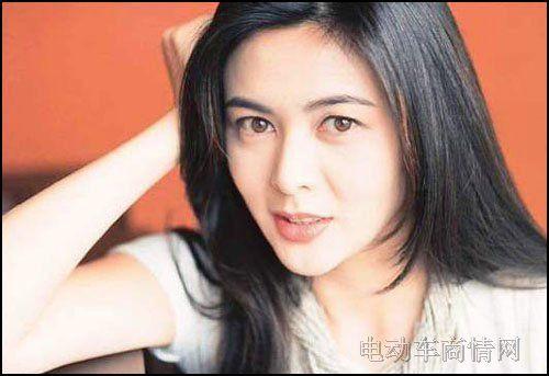 香港20个最漂亮女星