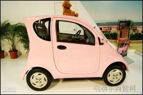 像不像smart 仅卖2万元 惊现甲壳虫 smart合体电动车高清图片