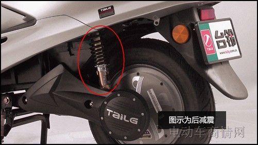 电动车各大零部件位置图解析