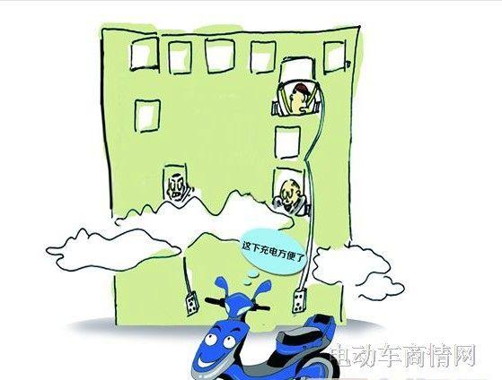 上海将出台电动汽车充电桩建设规划