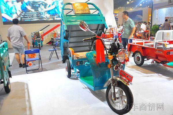 郑州展会访中国淮海电动车负责人-电动车商情网新闻