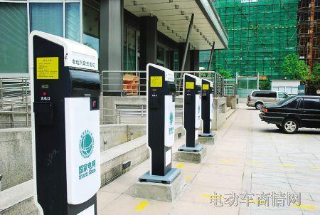 南京每个区建至少500个新能源汽车电动车充电桩