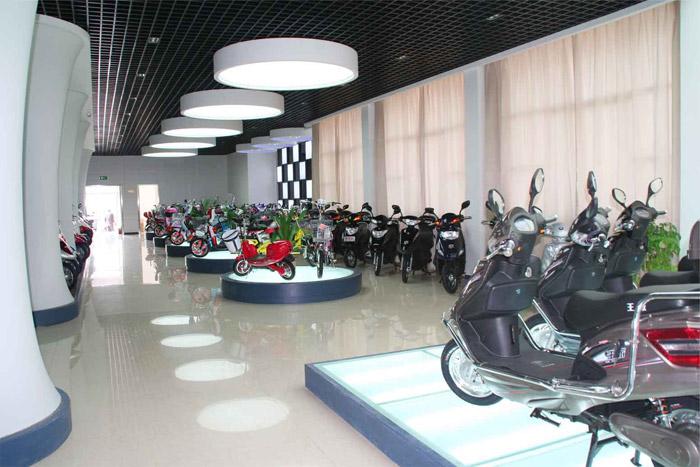 王派电动车新厂房--电动车,电动车图片,电动车商情网