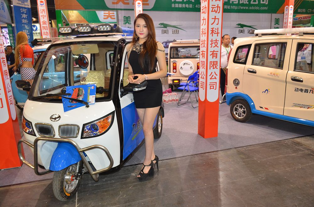 2016郑州三轮车展