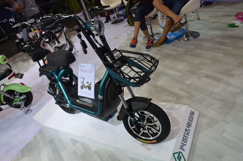 2016郑州展两轮车