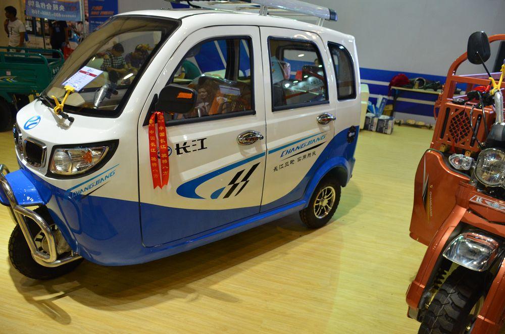 2016郑州展最新车型
