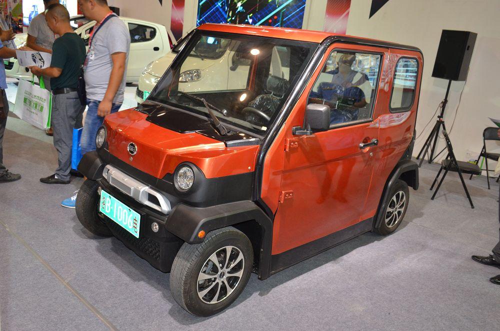 郑州展精品车型