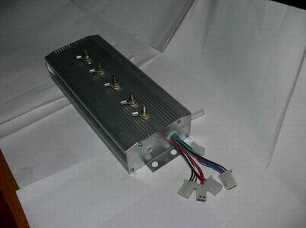 [原创]电动汽车电机控制器-->电动车论坛